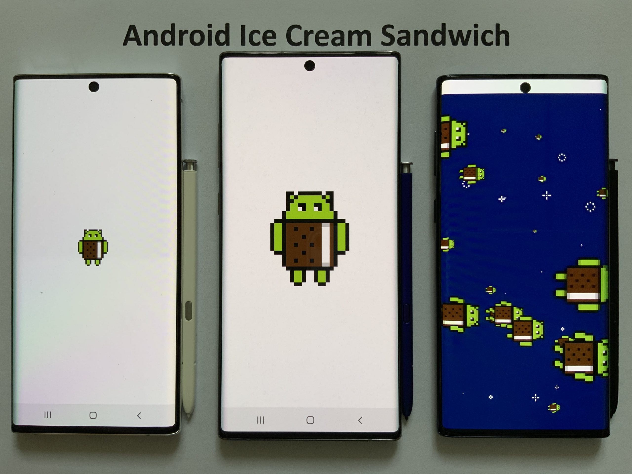 Android 4.0 – Ice Cream Sandwich