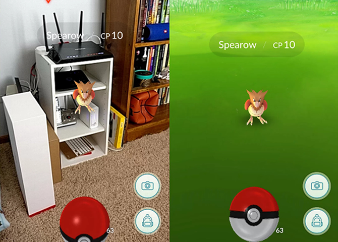 Pokémon Go has proven the popularity of augmented reality