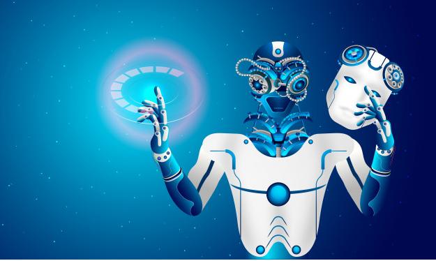Anthropomorphic-Robot