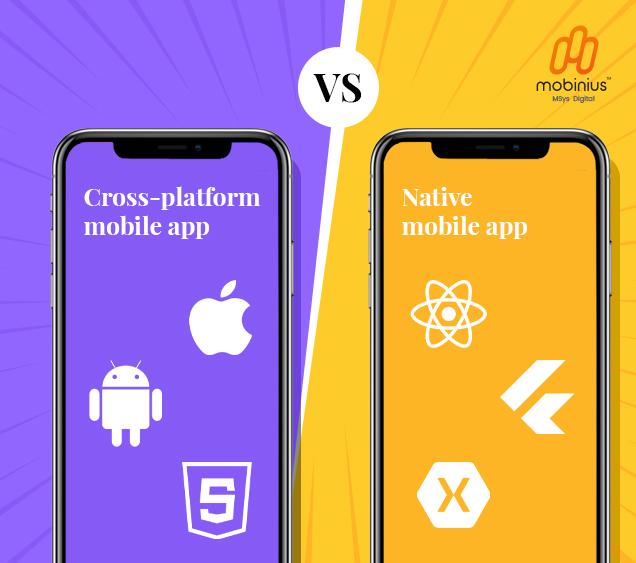 Cross-platform mobile app development vs native apps-Which One is Better?