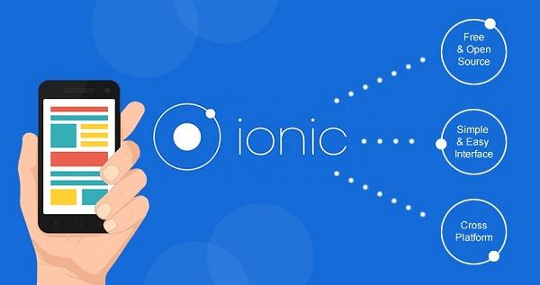 ionic development