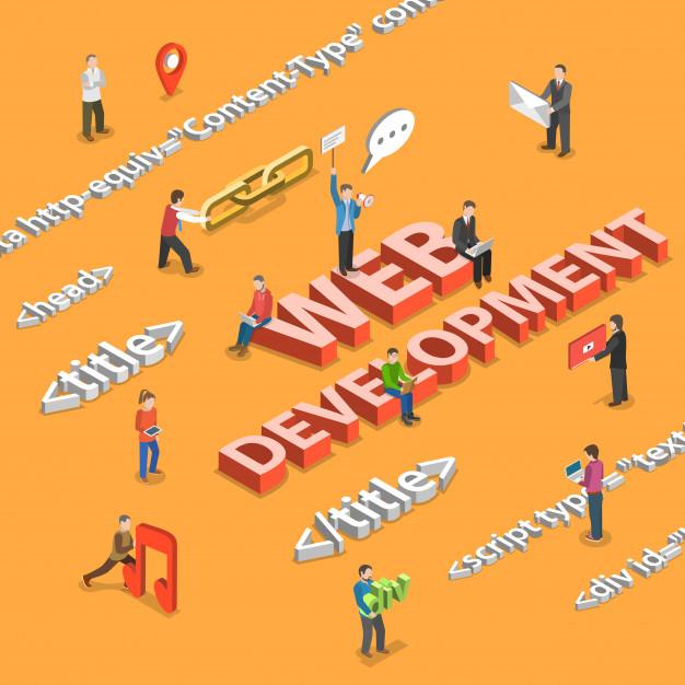javascript for web development