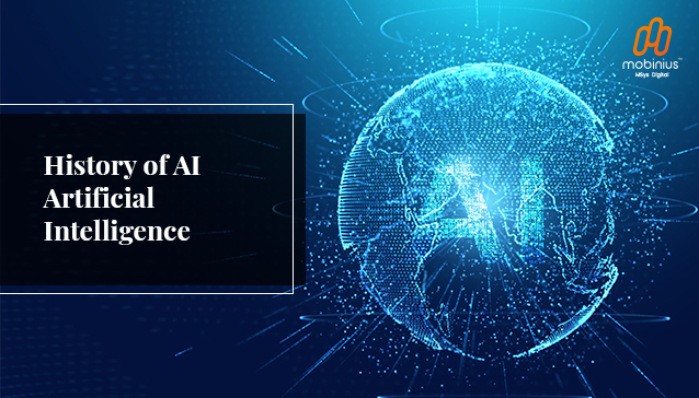 History of AI Artificial Intelligence