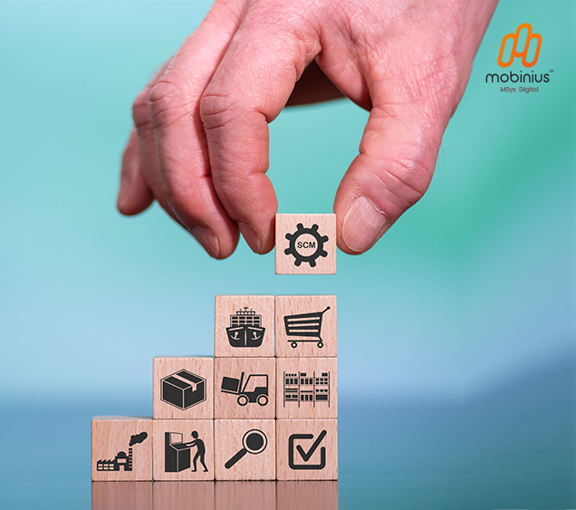 IOT Advancement in Supply Chain Management