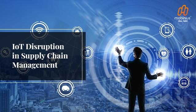 IoT Disruption in Supply Chain Management