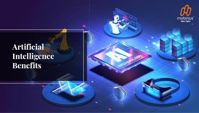 Artificial Intelligence – benefits