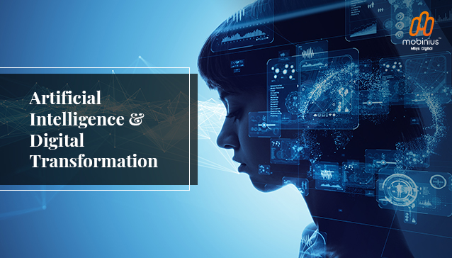 Artificial Intelligence and digital transformation