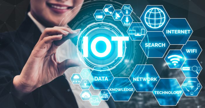iot in automation industry