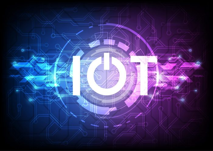iot in automation